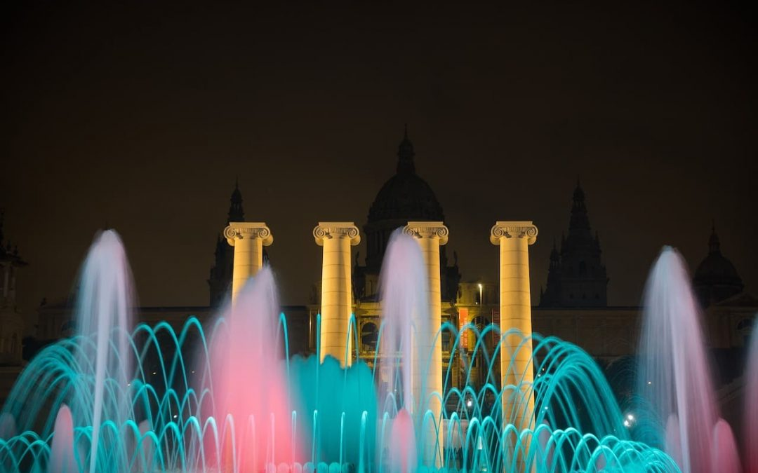 The Magic Fountain in Barcelona – The Ultimate Guide for 2020
